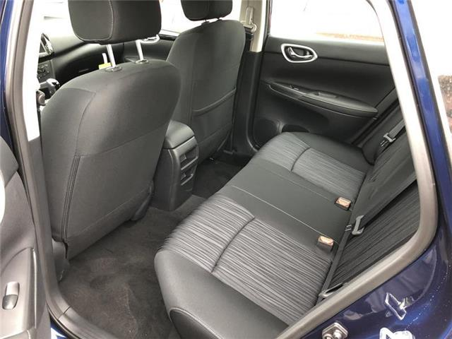 2019 Nissan Sentra 1.8 SV (Stk: RY191036) in Richmond Hill - Image 4 of 5