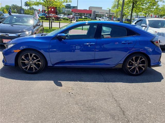 2018 Honda Civic Sport (Stk: HC2491) in Mississauga - Image 2 of 22