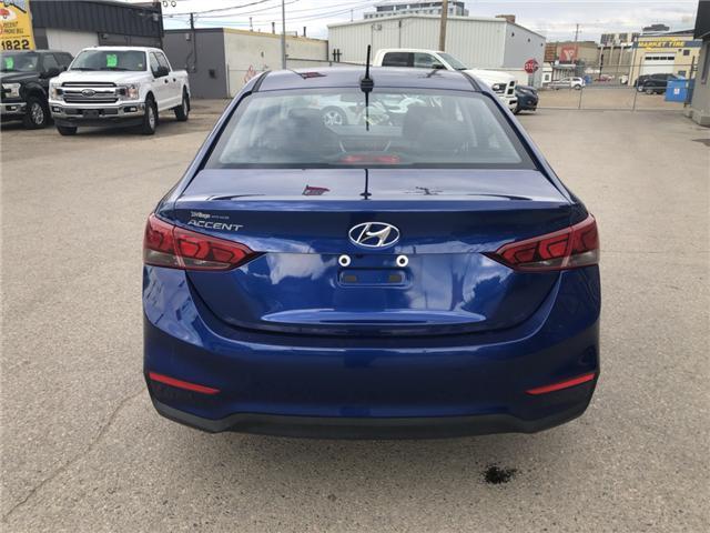 2019 Hyundai Accent Preferred (Stk: P36735) in Saskatoon - Image 4 of 18
