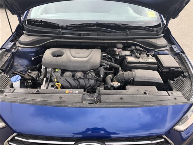 2019 Hyundai Accent Preferred (Stk: P36735) in Saskatoon - Image 11 of 18