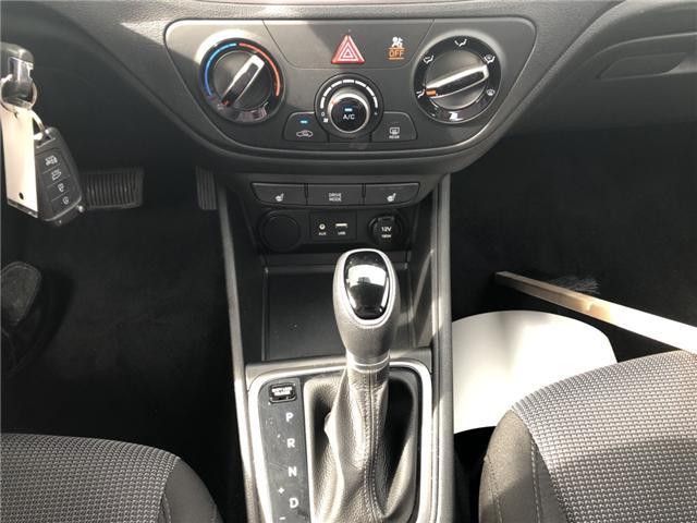 2019 Hyundai Accent Preferred (Stk: P36735) in Saskatoon - Image 16 of 18