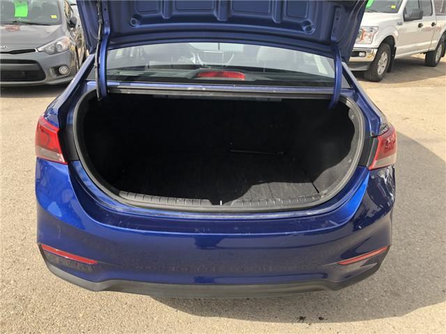 2019 Hyundai Accent Preferred (Stk: P36735) in Saskatoon - Image 18 of 18