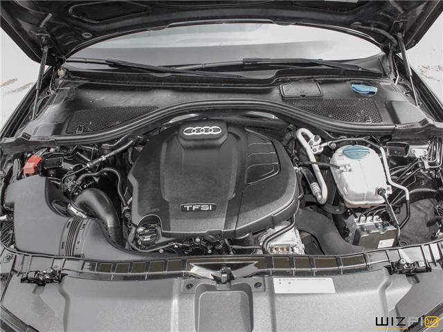 2016 Audi A6 2.0T Progressiv (Stk: 17181) in Toronto - Image 10 of 30