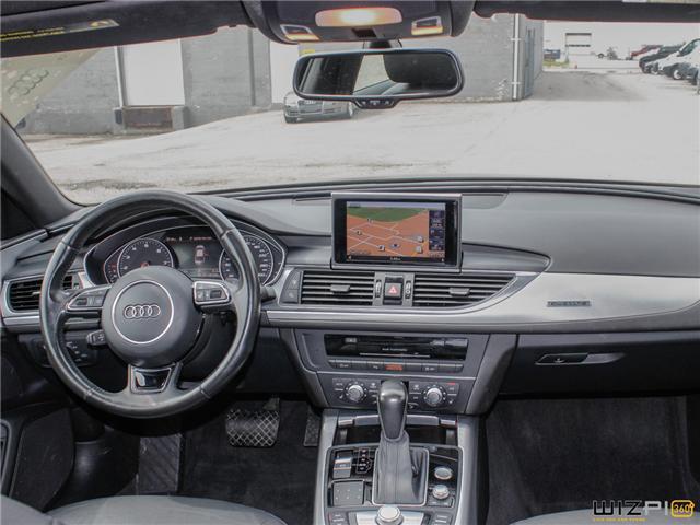 2016 Audi A6 2.0T Progressiv (Stk: 17181) in Toronto - Image 16 of 30