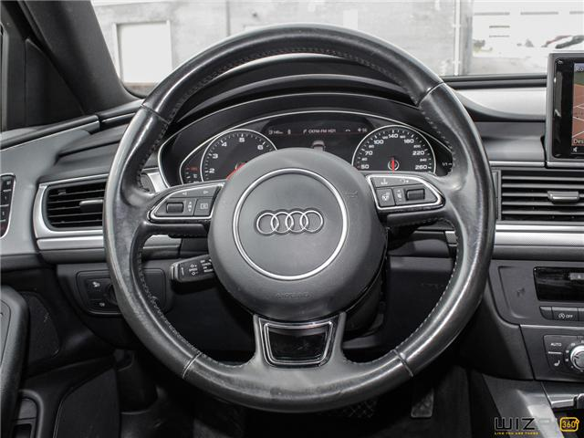 2016 Audi A6 2.0T Progressiv (Stk: 17181) in Toronto - Image 17 of 30