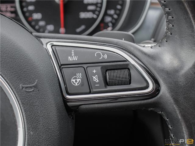 2016 Audi A6 2.0T Progressiv (Stk: 17181) in Toronto - Image 18 of 30
