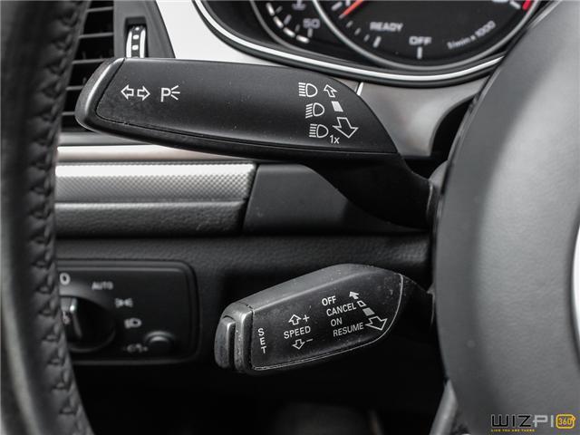 2016 Audi A6 2.0T Progressiv (Stk: 17181) in Toronto - Image 21 of 30