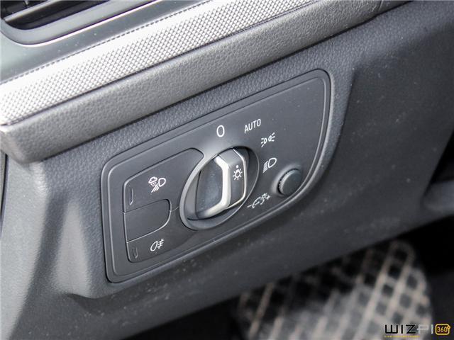 2016 Audi A6 2.0T Progressiv (Stk: 17181) in Toronto - Image 22 of 30