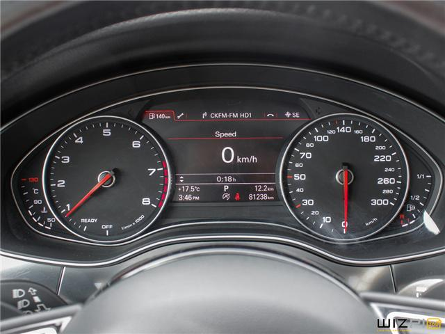 2016 Audi A6 2.0T Progressiv (Stk: 17181) in Toronto - Image 23 of 30