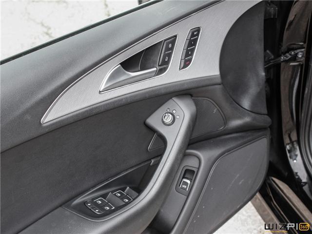 2016 Audi A6 2.0T Progressiv (Stk: 17181) in Toronto - Image 24 of 30