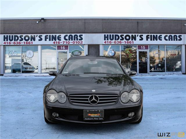 2006 Mercedes-Benz SL-Class Base (Stk: 12763) in Toronto - Image 2 of 25
