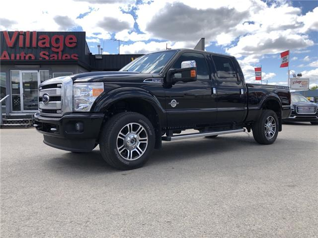 2016 Ford F-350 Lariat (Stk: C59192) in Saskatoon - Image 1 of 18