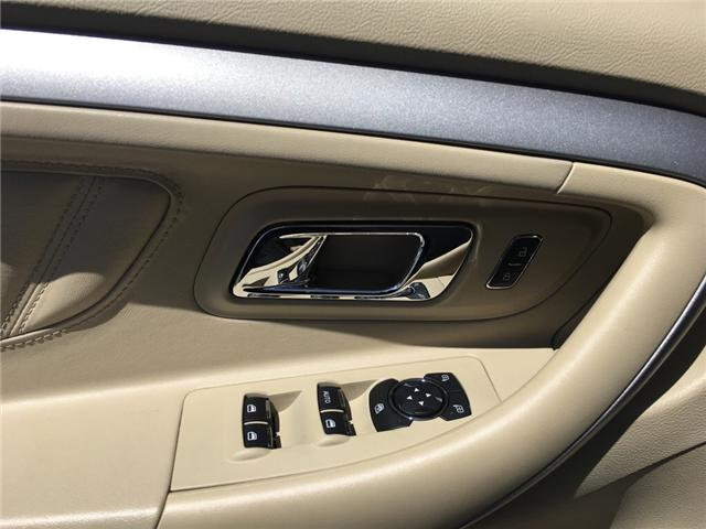 2017 Ford Taurus SEL (Stk: 1692W) in Oakville - Image 12 of 27