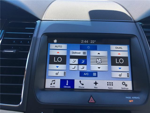 2017 Ford Taurus SEL (Stk: 1692W) in Oakville - Image 20 of 27