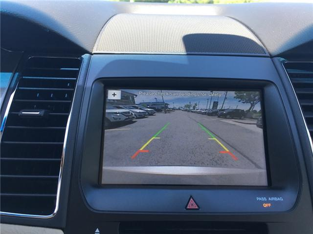 2017 Ford Taurus SEL (Stk: 1692W) in Oakville - Image 21 of 27