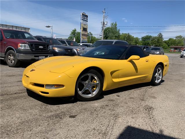 2000 Chevrolet Corvette Base (Stk: -) in Gloucester - Image 1 of 16