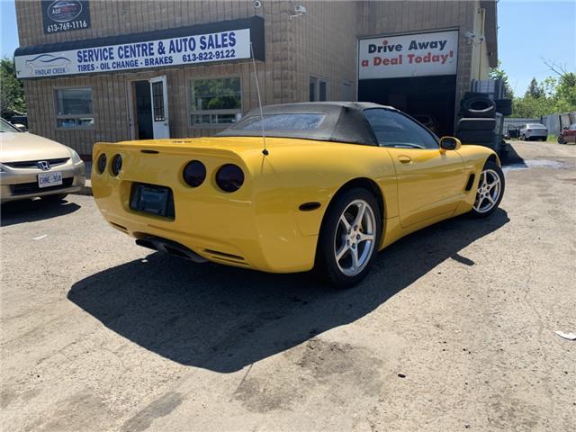 2000 Chevrolet Corvette Base (Stk: -) in Gloucester - Image 2 of 16