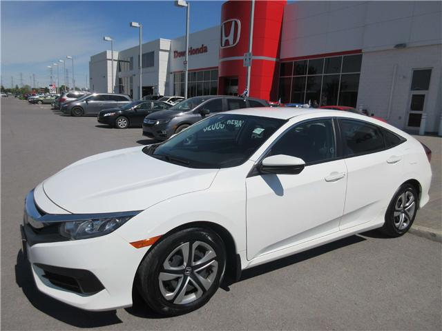 2017 Honda Civic LX (Stk: 27127L) in Ottawa - Image 1 of 13