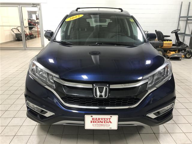 2015 Honda CR-V EX (Stk: H1600A) in Steinbach - Image 2 of 14