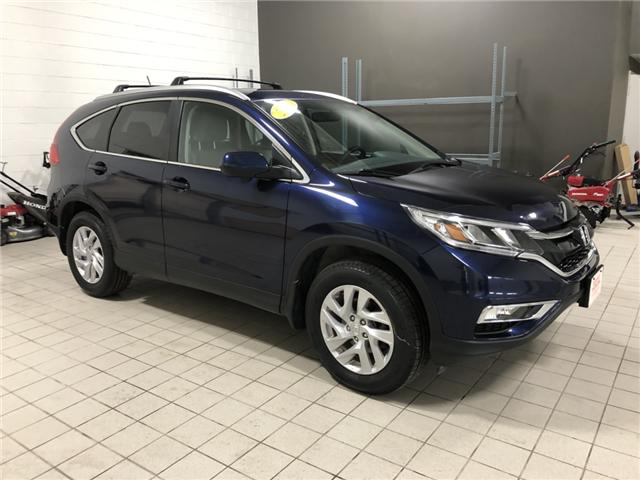 2015 Honda CR-V EX (Stk: H1600A) in Steinbach - Image 3 of 14