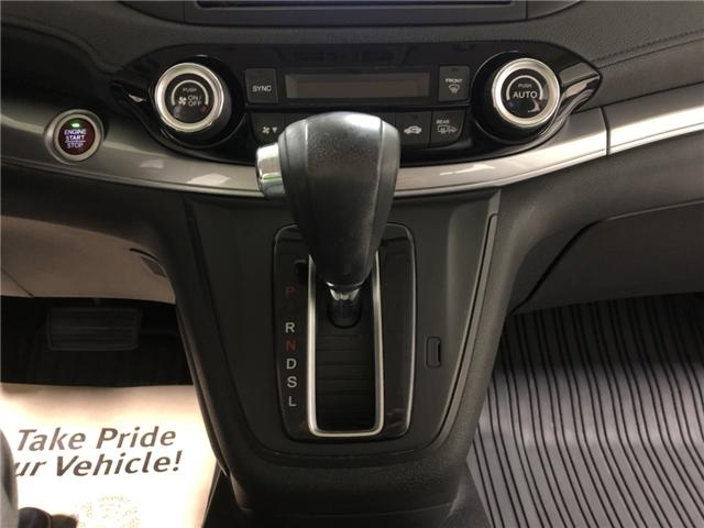 2015 Honda CR-V EX (Stk: H1600A) in Steinbach - Image 11 of 14