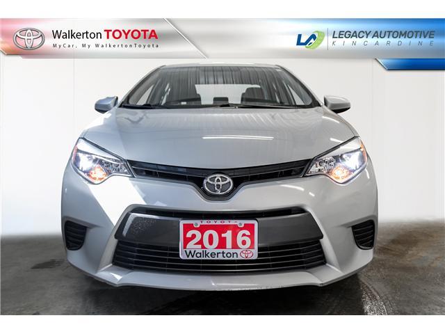 2016 Toyota Corolla LE (Stk: P9068) in Kincardine - Image 2 of 17
