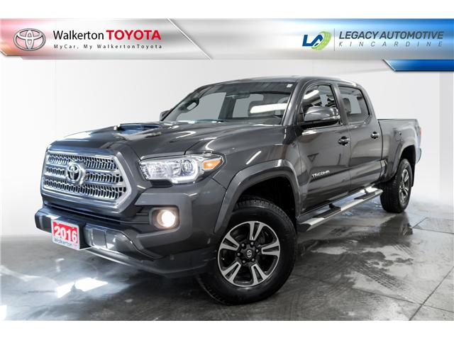 2016 Toyota Tacoma SR5 (Stk: P9070) in Walkerton - Image 1 of 14