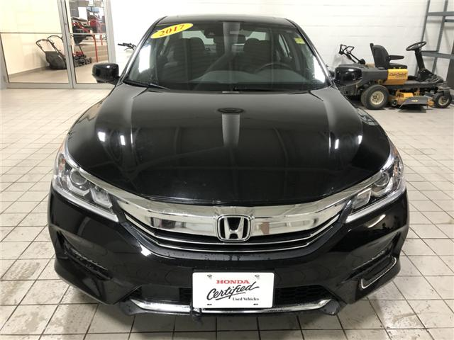 2017 Honda Accord EX-L (Stk: H1645) in Steinbach - Image 2 of 15