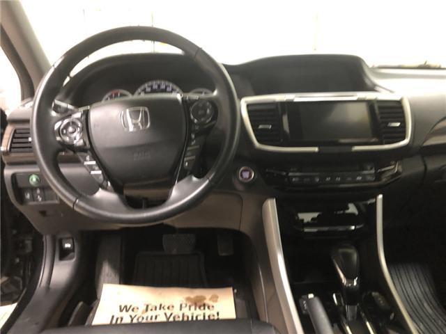 2017 Honda Accord EX-L (Stk: H1645) in Steinbach - Image 6 of 15