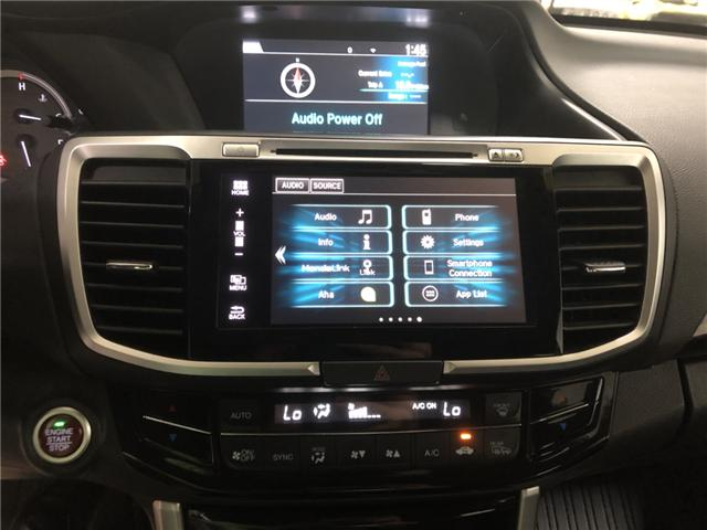 2017 Honda Accord EX-L (Stk: H1645) in Steinbach - Image 14 of 15