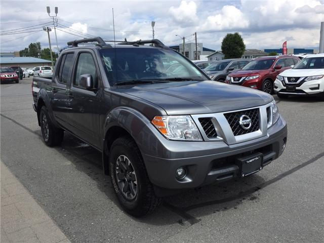 2019 Nissan Frontier PRO-4X (Stk: N19-0060P) in Chilliwack - Image 3 of 17