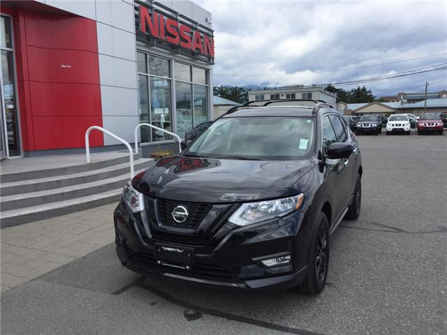 2018 Nissan Rogue Midnight Edition (Stk: N99-7396A) in Chilliwack - Image 1 of 18