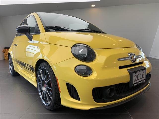 2016 Fiat 500 Abarth (Stk: B8644) in Oakville - Image 1 of 22
