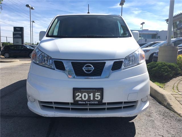 2015 Nissan NV200 S (Stk: 1703W) in Oakville - Image 4 of 25