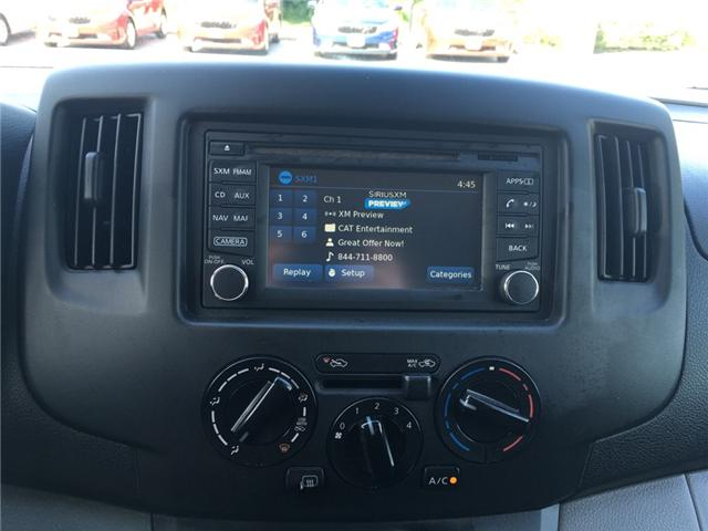 2015 Nissan NV200 S (Stk: 1703W) in Oakville - Image 19 of 25
