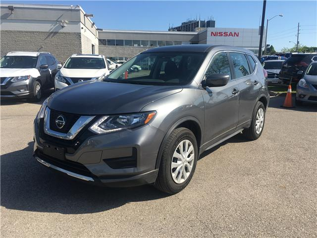 2019 Nissan Rogue S (Stk: D722740A) in Scarborough - Image 1 of 14
