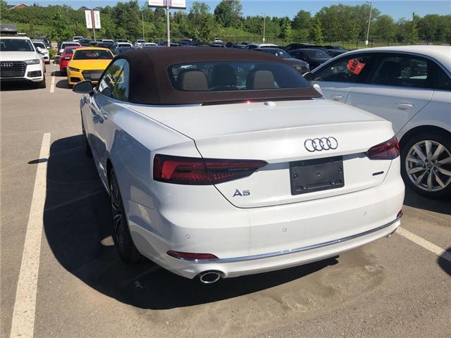2019 Audi A5 45 Progressiv (Stk: 50484) in Oakville - Image 5 of 5