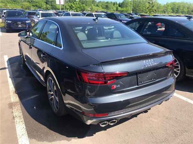 2019 Audi S4 3.0T Technik (Stk: 50645) in Oakville - Image 5 of 5