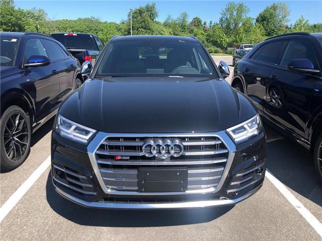 2019 Audi SQ5 3.0T Technik (Stk: 50667) in Oakville - Image 2 of 5