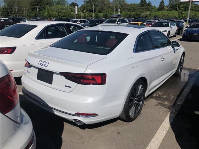 2019 Audi A5 45 Technik (Stk: 50430) in Oakville - Image 4 of 5
