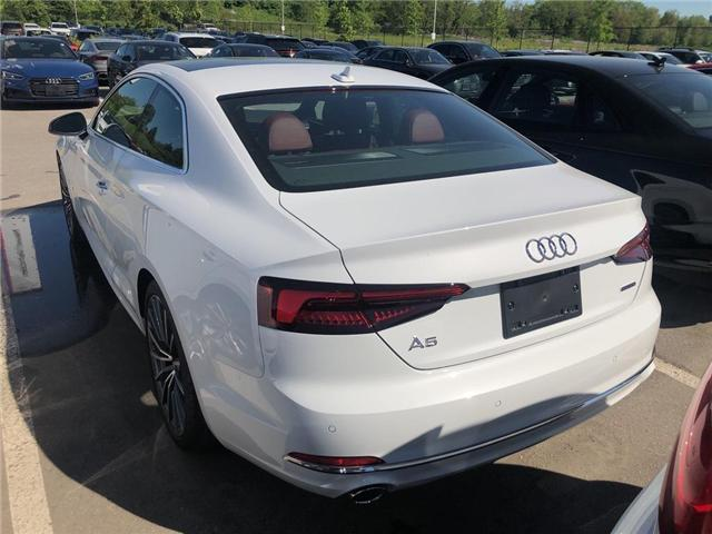 2019 Audi A5 45 Technik (Stk: 50430) in Oakville - Image 5 of 5