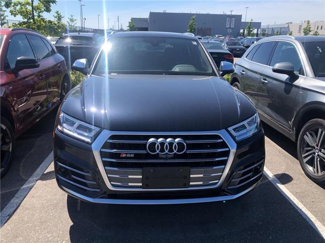 2019 Audi SQ5 3.0T Technik (Stk: 50309) in Oakville - Image 2 of 5
