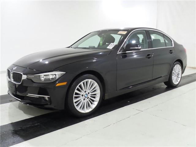 2015 BMW 320i xDrive (Stk: T51711) in Brampton - Image 1 of 3