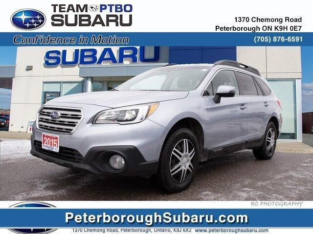 2015 Subaru Outback 2.5i Limited Package (Stk: S3562A) in Peterborough - Image 1 of 23