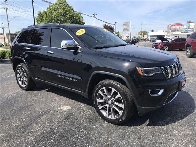 2018 Jeep Grand Cherokee Limited (Stk: 44807A) in Windsor - Image 1 of 14
