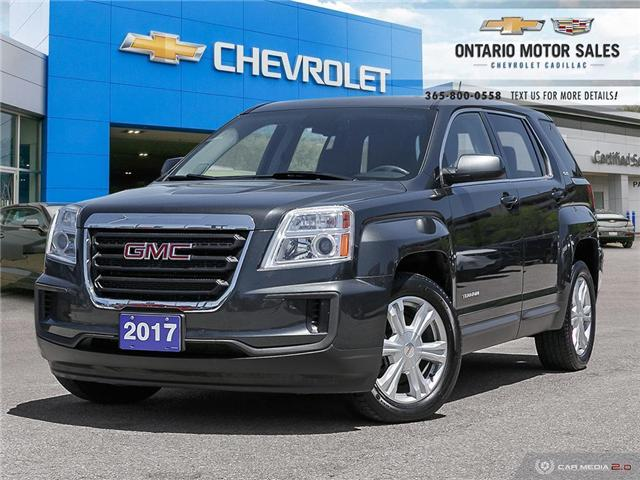 2017 GMC Terrain SLE-1 (Stk: 287679B) in Oshawa - Image 1 of 36