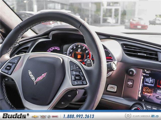 2019 Chevrolet Corvette Stingray (Stk: CV9024) in Oakville - Image 9 of 22