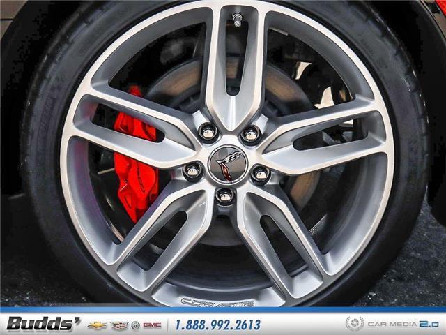 2019 Chevrolet Corvette Stingray (Stk: CV9024) in Oakville - Image 15 of 22
