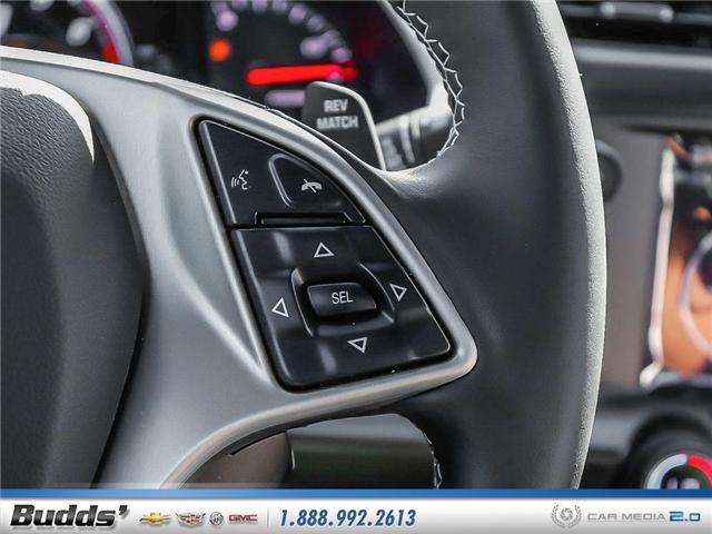 2019 Chevrolet Corvette Stingray (Stk: CV9024) in Oakville - Image 18 of 22