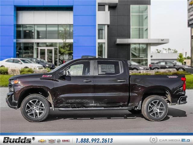 2019 Chevrolet Silverado 1500 Silverado Custom Trail Boss (Stk: SV9045) in Oakville - Image 2 of 24